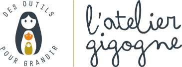 Logo de l'atelier Gigogne